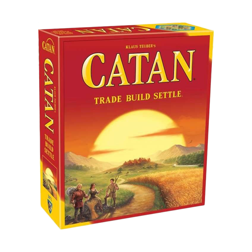 Catan The Sideboard Cafe Wilmington NC