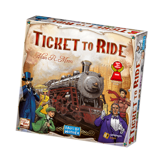 Ticket to Ride The Sideboard Cafe Wilmington NC